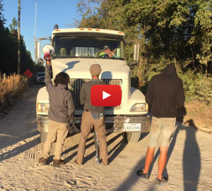 Stop Sabal Trail Pipeline direct action
